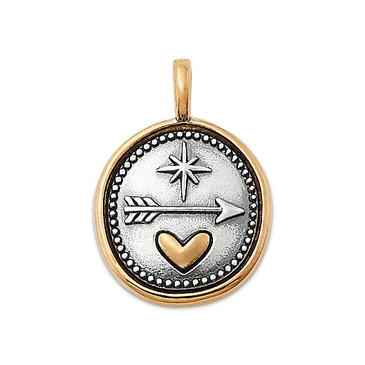 View Larger Image of Follow Your Heart Pendant