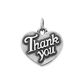 """Thank You"" Charm"