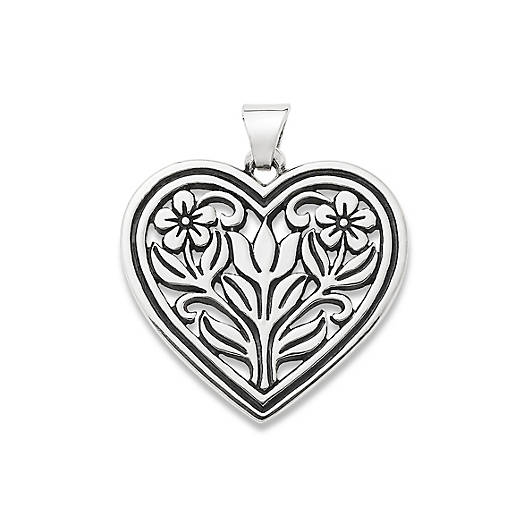 View Larger Image of Heart In Bloom Pendant