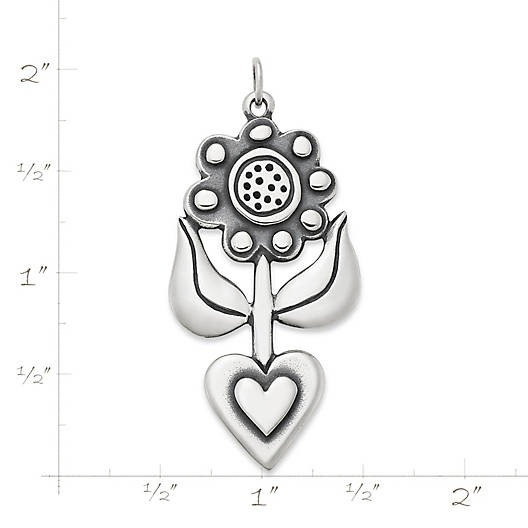 View Larger Image of Melissa's Flower Pendant