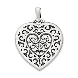 Spanish Heart Pendant