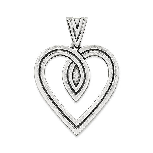 View Larger Image of From The Heart Pendant