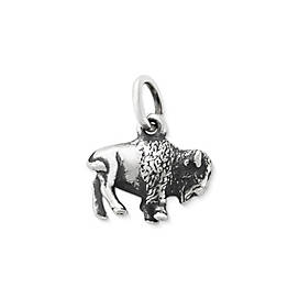 American Bison Charm