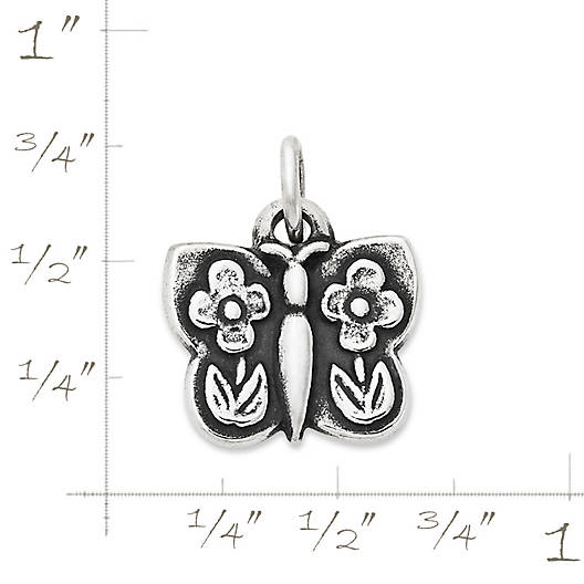 View Larger Image of Garden Butterfly Charm