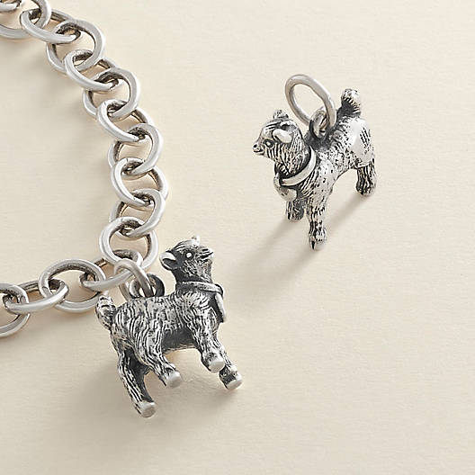 View Larger Image of Sweet Baby Goat Charm
