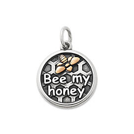 """Bee My Honey"" Charm"