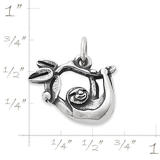 View Larger Image of Happy Sloth Charm