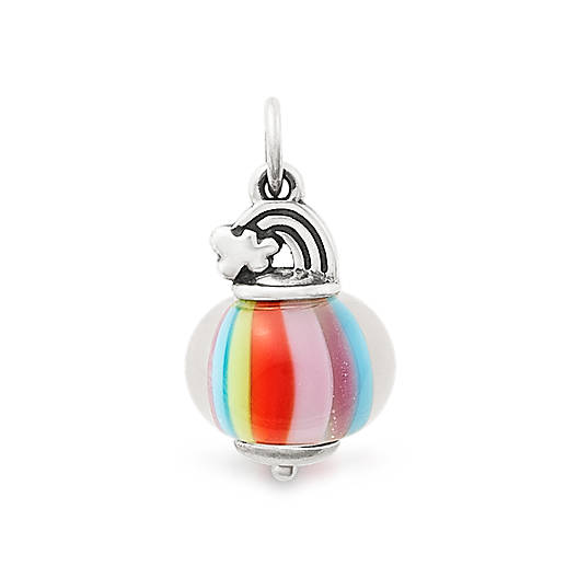 View Larger Image of Little Rainbow Art Glass Charm