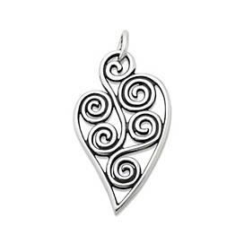 Athenian Heart Pendant
