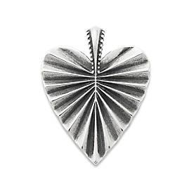 Ava Heart Pendant