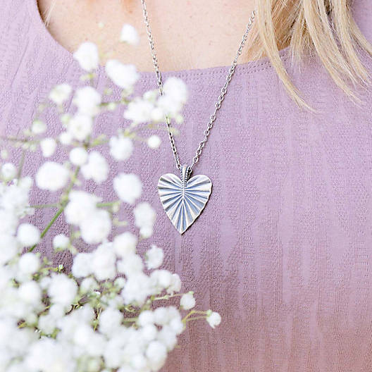 View Larger Image of Ava Heart Pendant