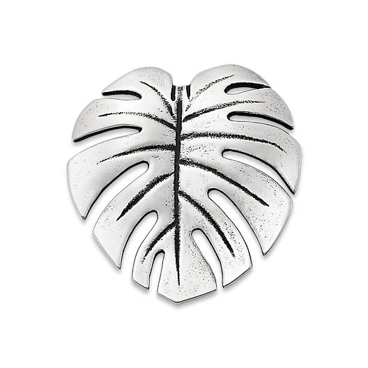 View Larger Image of Monstera Leaf Pendant