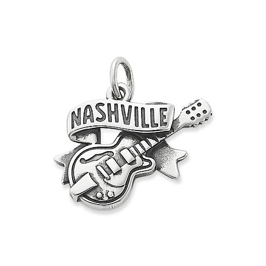 "View Larger Image of ""Nashville"" Charm"