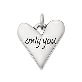 """""""Only You"""" Charm"""