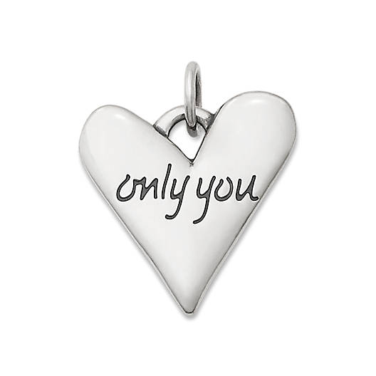 """View Larger Image of """"Only You"""" Charm"""