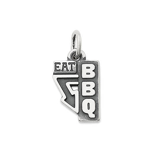 """View Larger Image of """"BBQ"""" Charm"""