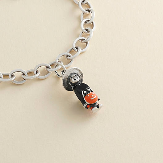 View Larger Image of Enamel Halloween Costume Charm
