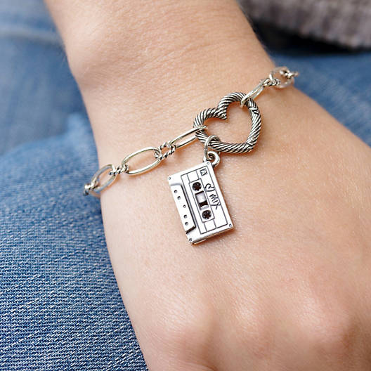 View Larger Image of Mix Tape Charm