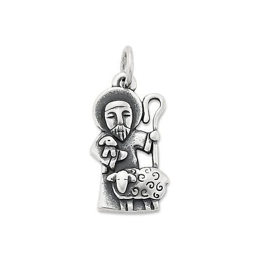 View Larger Image of The Good Shepherd Charm