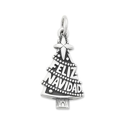 "View Larger Image of ""Feliz Navidad"" Charm"