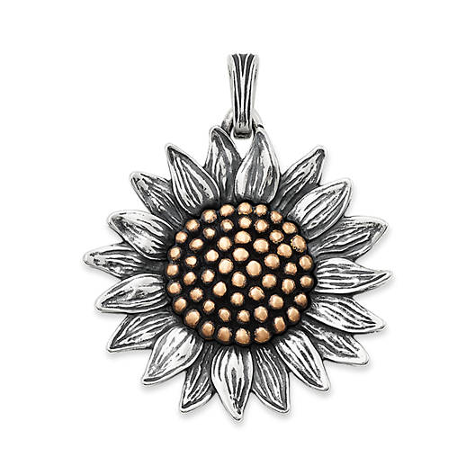 View Larger Image of Wild Sunflower Pendant