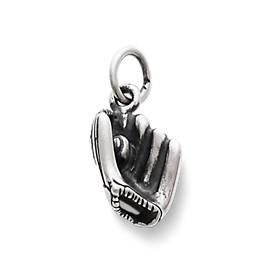 Baseball & Glove Charm