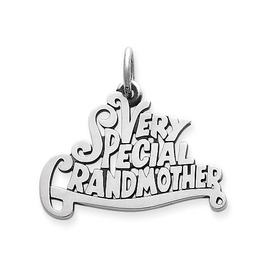 "View Larger Image of ""Very Special Grandmother"" Charm"