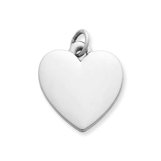 View Larger Image of Classic Heart Charm