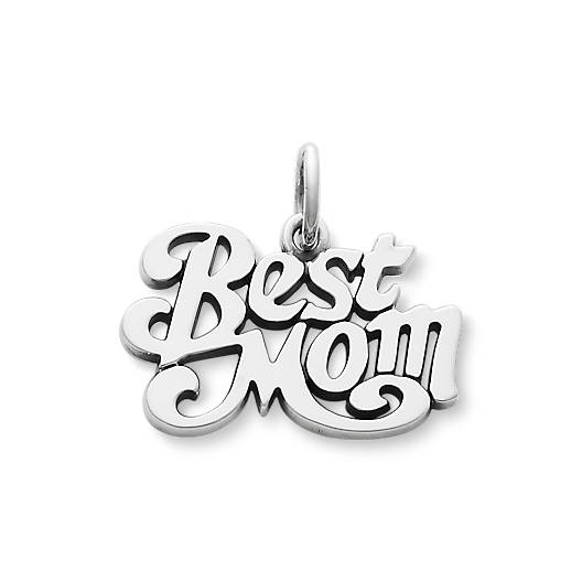 "View Larger Image of ""Best Mom"" Charm"