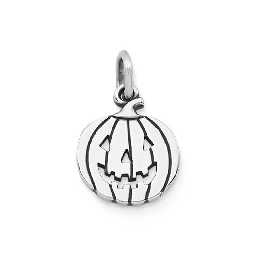 View Larger Image of Jack O'Lantern Charm