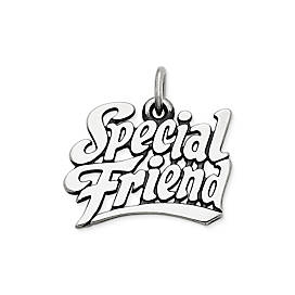 """Special Friend"" Charm"