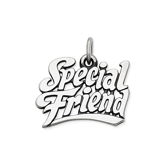 "View Larger Image of ""Special Friend"" Charm"