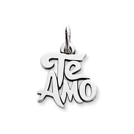 """Te Amo"" Charm"