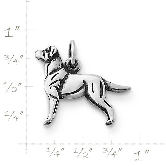 View Larger Image of Labrador Retriever Charm