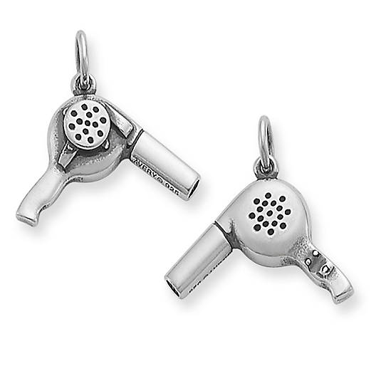 View Larger Image of Hairdryer Charm