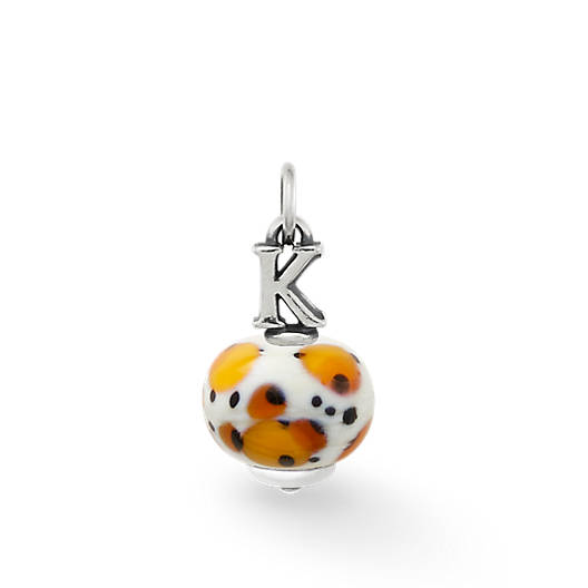 """View Larger Image of Initial """"K"""" Finial"""