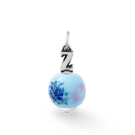 """View Larger Image of Initial """"Z"""" Finial"""
