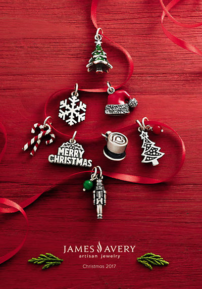 Christmas gift guide online catalog james avery