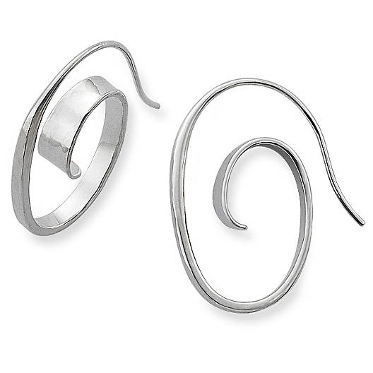 View Larger Image of Floating Spiral Ear Hooks