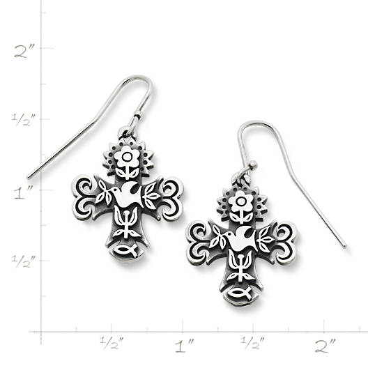 View Larger Image of La Primavera Ear Hooks