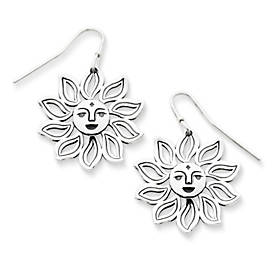 You Are My Sunshine Ear Hooks