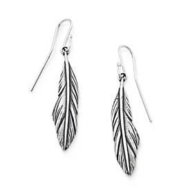 Feather Ear Hooks