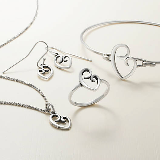 View Larger Image of Delicate Mother's Love Ear Hooks