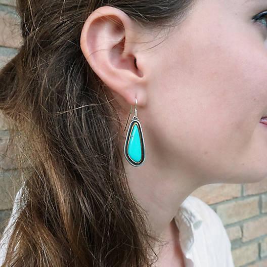 View Larger Image of Puerto De Luna Ear Hooks