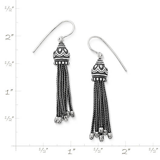 View Larger Image of Tassel Ear Hooks