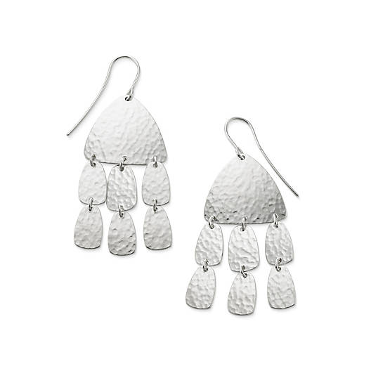 View Larger Image of Shimmering Elements Ear Hooks