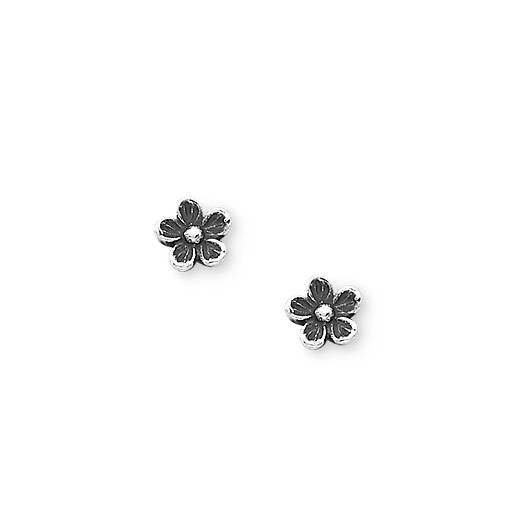 View Larger Image of Mini Flower Ear Posts