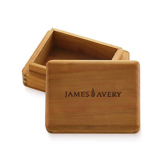 View Larger Image of Rectangular Wood Box