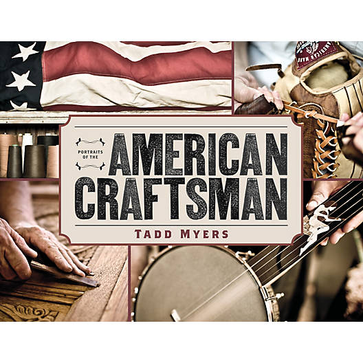 View Larger Image of Portraits of the American Craftsman