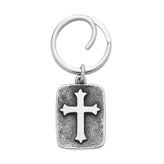 View Larger Image of Fleuree Cross Key Chain
